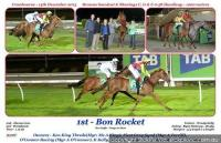 BON ROCKET WINS CRANBOURNE R58 1200m