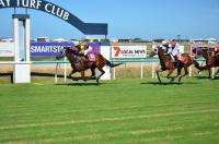 PEEKING LUCK WINS MACKAY MAIDEN 1100m