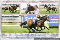 WELL SIGHTED WINS 2YO SV MAIDEN 1205m