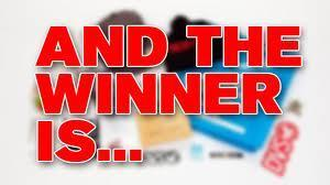 WIN A SHARE COMPETITION WINNER