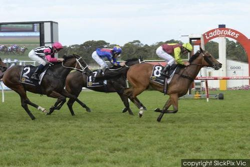 FAST CASH WINS SANDOWN LAKESIDE