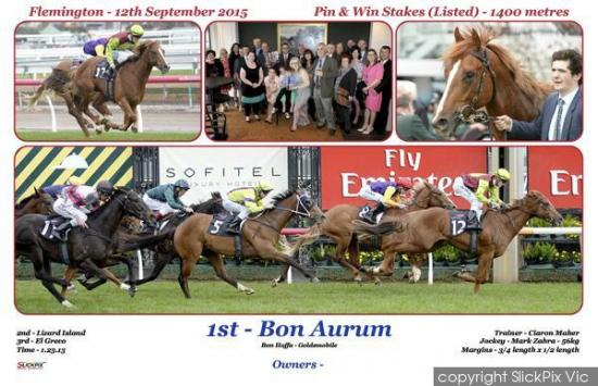 Bon Aurum Flemington 11th Sept 2015.1.jpg
