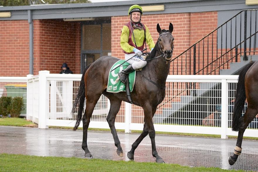 Winning Photo Cranbourne 18 Aug 2019.1 Jockey.JPG