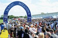 First Up Magic Millions Opportunities