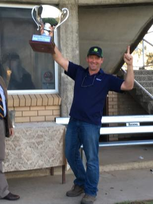Moree Cup win for Dark Mojo