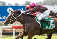 DEVIATE dived on the line to secure the 2nd Tab.com.au Starmaker 2YO Hcp, 1000m.