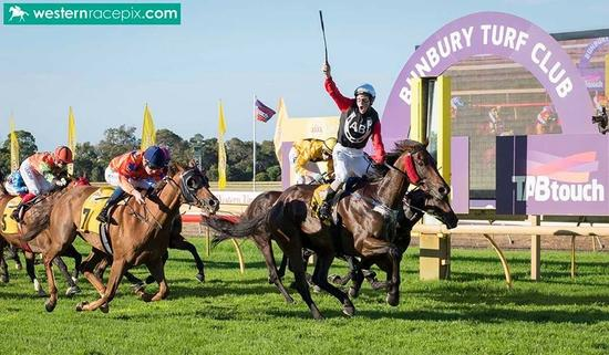 Burger Time Destroy's Bunbury Cup Field