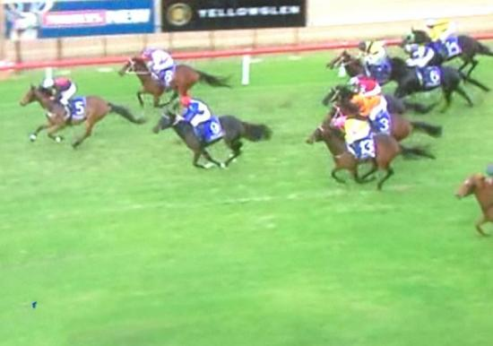 Barstow Finishes Off Race Nicely At Cessnock
