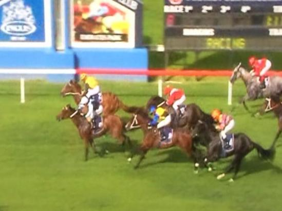 Star Approach Runs Second At Scone