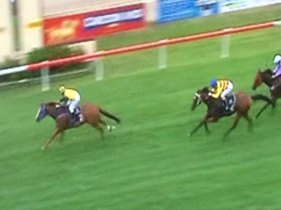 Confident Win By Star Approach At Port