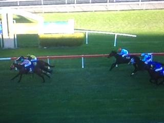 Pirate Ben Goes Down Narrowly In The Cup Prelude