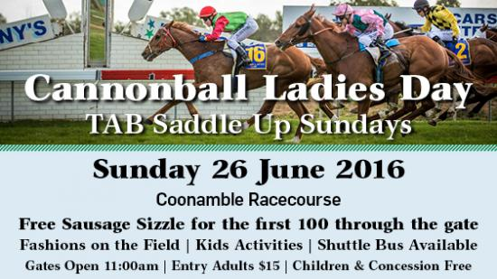 Coonamble Stable Runners For Sunday