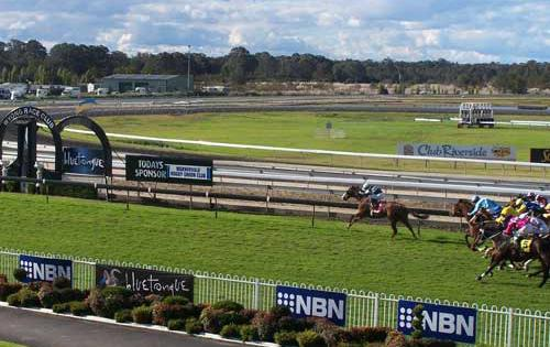 The Career Kicks Off For Elysan Avenue At Wyong On Thursday