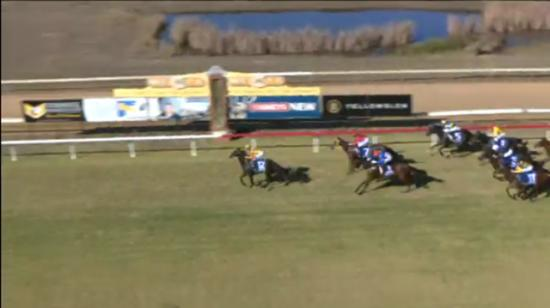 Lucky Cash Finishes 3rd At Cessnock