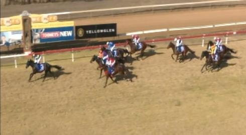 Able Chap Runs 2nd At Cessnock On Tuesday