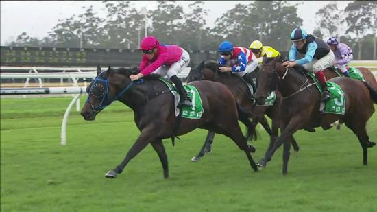 The Stable Picks Up A Couple Of Placing's At Warwick Farm