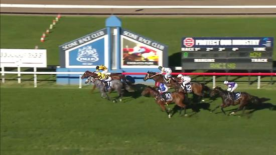 Kate's Pearl Resume's With A Solid 3rd At Scone