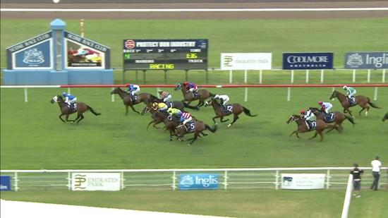 Bench Star Hangs On To Run 2nd At Scone