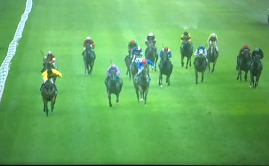 Bench Star Fights On To Run 3rd At Scone