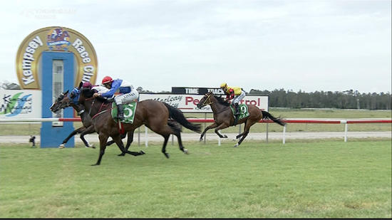Cortesta Just Misses At Kempsey