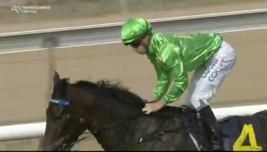 Oakfied TwilightTakes Out The Third Under Jason Collett