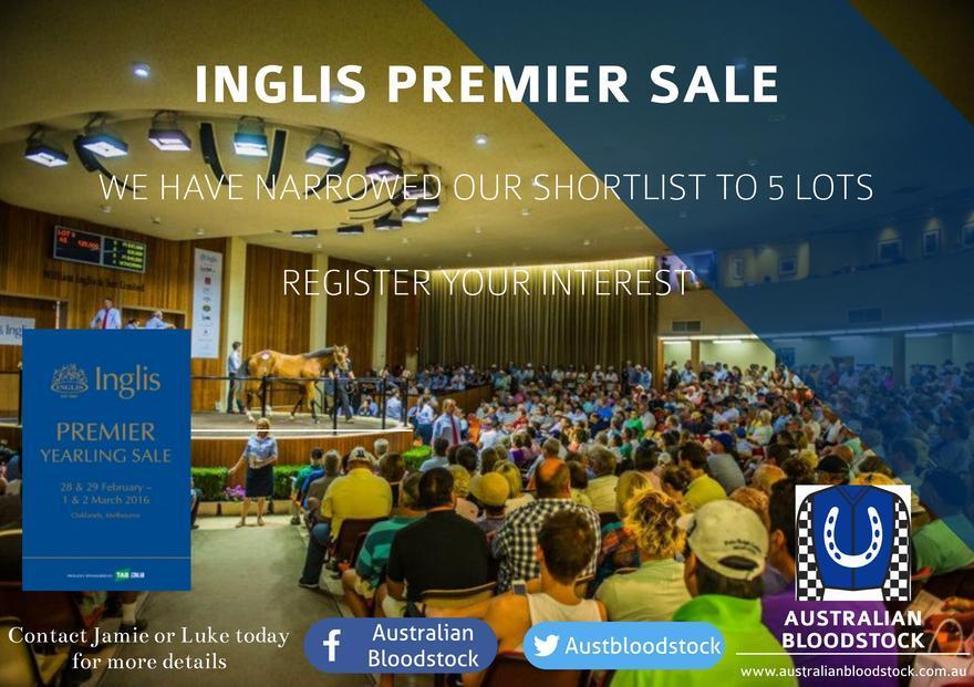 Melbourne Premier Sale