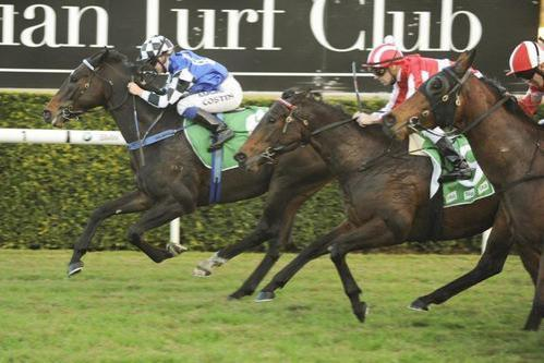Paederos Records 4th Win In Australia