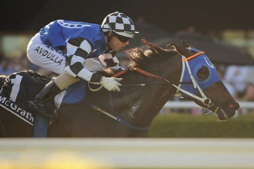 Randwick Double Opens Up Melbourne Spring