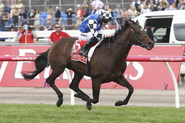 Protectionist Wins Champion Stayer Of The Year