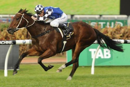 Brook Road Returns With Emphatic Win
