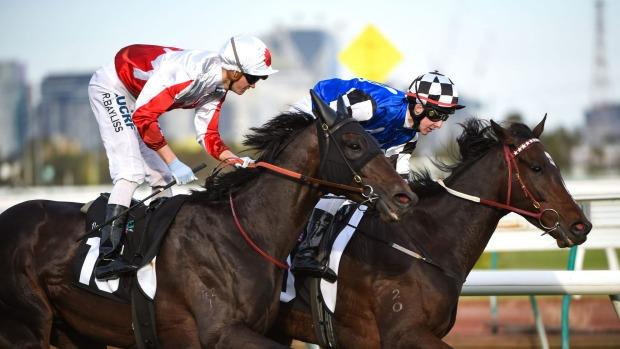 Australian Bloodstock & Weir win another 3200m Flemington race