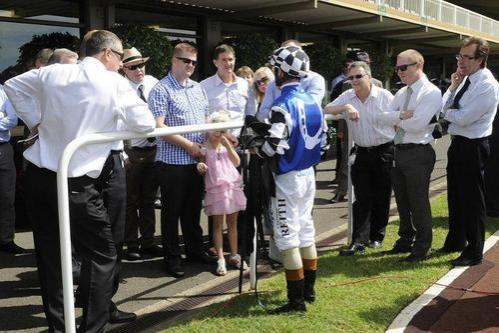Hathras Scores By Nine At Warwick Farm