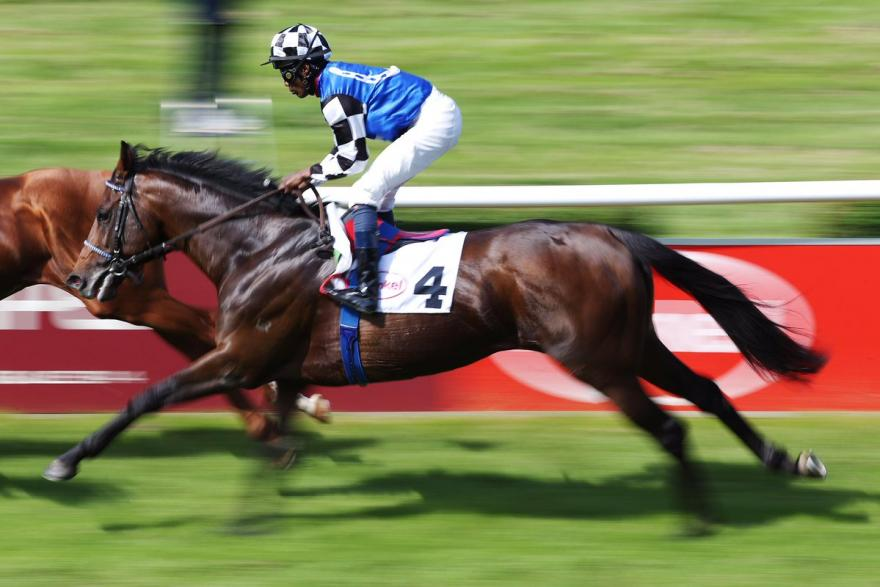 Protectionist back on the winner's list in Germany