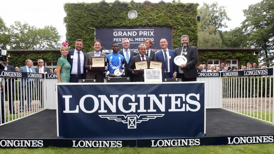 More Group 1 success in Germany