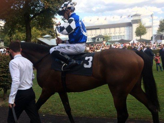 Red Cardinal unlucky 2nd in Group 1