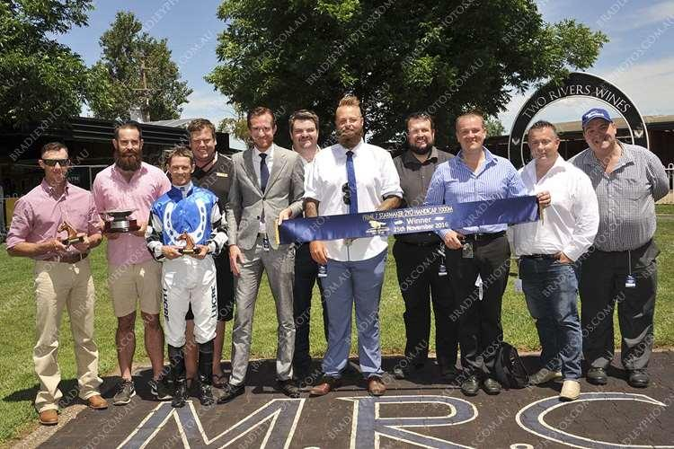 Magic Millions 2yo wins on Debut