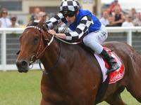 Darren Weir wins first Launceston Cup with Big Duke