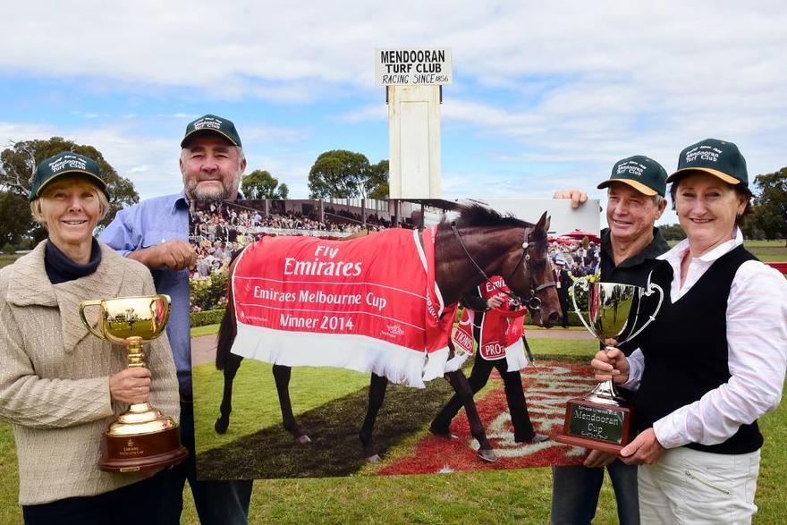 FROM A GILGRANDA MAIDEN TO WINNING THE MELBOURNE CUP