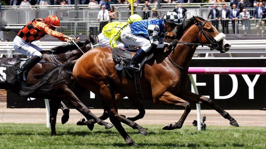 Exciting Flemington winner off to Weir