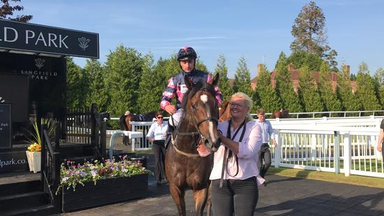 Tripartite Steps Up In Trip To Win Well At Lingfield