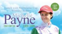Michelle Payne Lunch