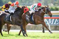 Gazza best on ground at Belmont
