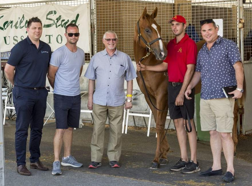 Not a Single Doubt Colt Tops Perth Sale Opener