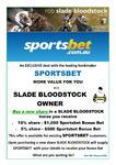 Terrific Sportsbet offer...buy a share & receive a Bonus Bet!