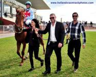 Faith in Natasha lands Belmont double