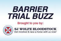 Trial Report: Mt Barker 5/12/2014