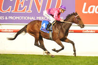 Spanish Reef wins Group 2 Sunline Stakes