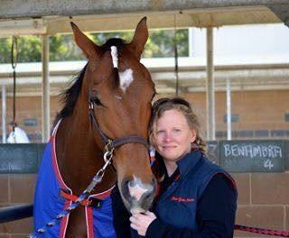STABLE FAVOURITE BENAMBRA WINS TENTH RACE