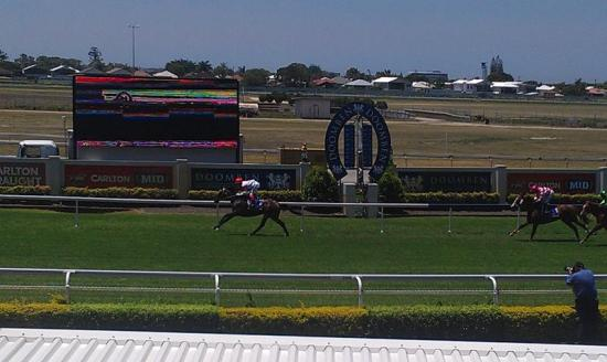 Doomben Win For Ozberry Miss