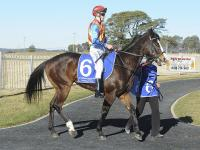 Caldane fires first-up & again at Goulburn